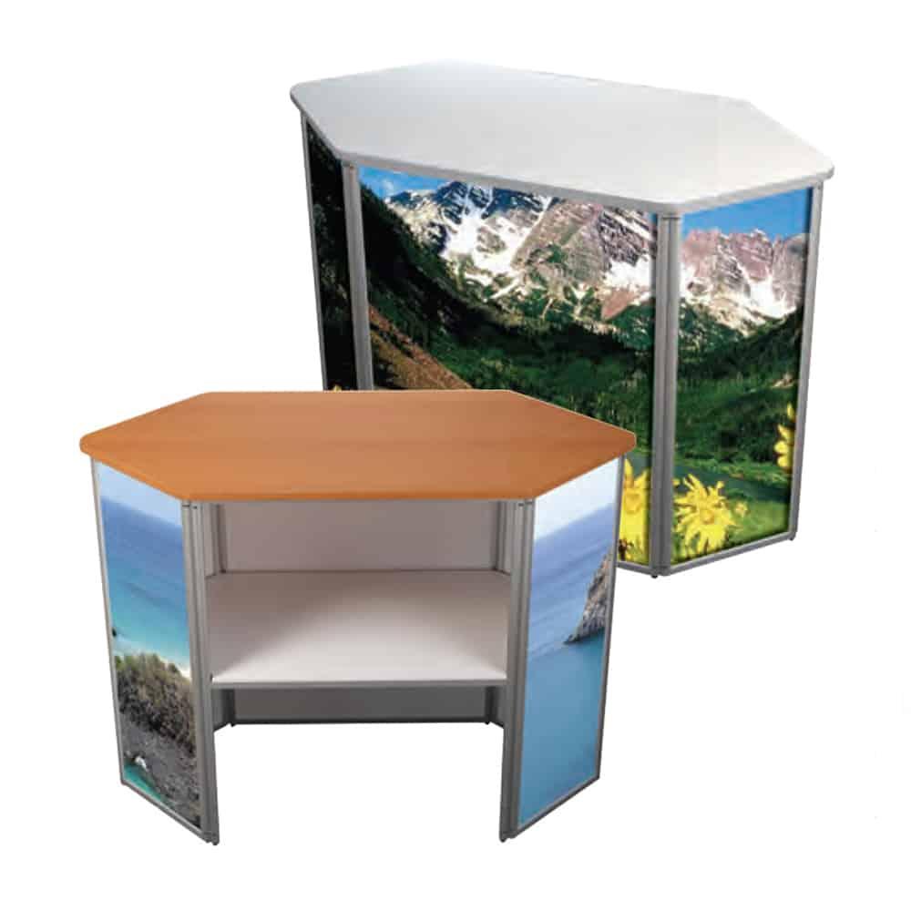 Panset Altıgen Masa